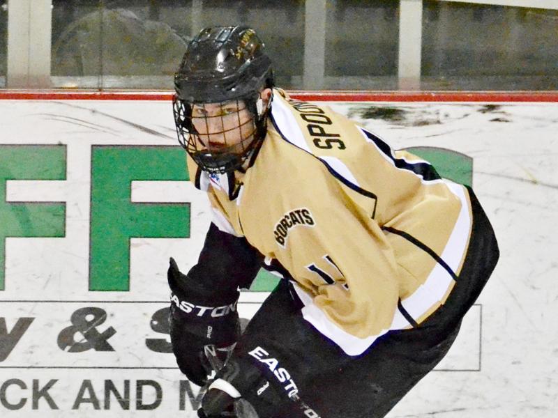 WCHA: Bismarck (NAHL) Forward Jared Spooner Commits To Minnesota State