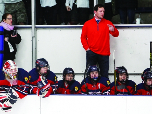 MN H.S.: Matt Cooke Embracing New Role As Coach - Former Wild And NHL Veteran Settles In Behind Orono Bench.