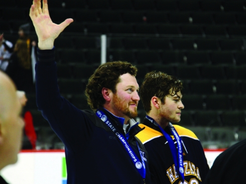 MN H.S.: Rinkside With Pat O'Leary