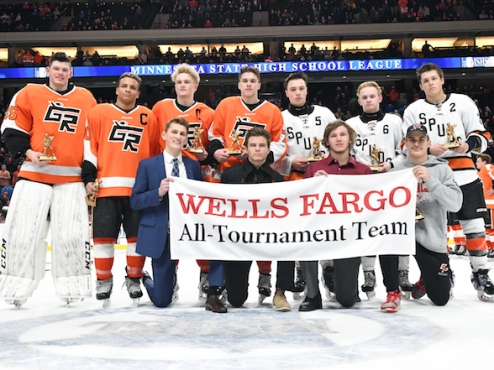MN H.S.: Class AA All Tournament Team