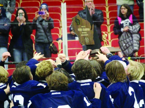 WI H.S.: Hudson Captures Wisconsin Boys' High School Title