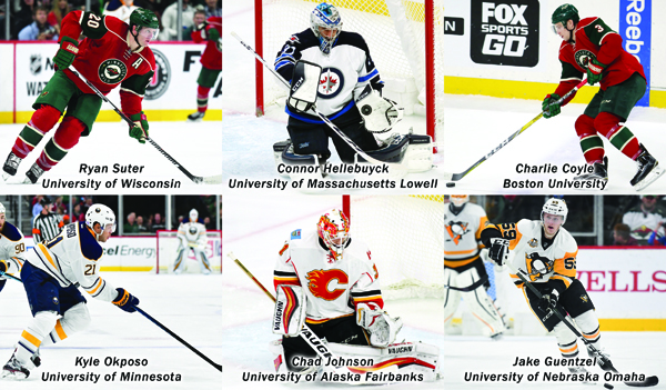 NCAA: From College To NHL