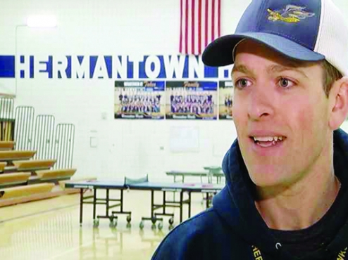MN H.S.: Hermantown's New Helmsman