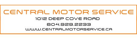 Central Motor Home Run Sponsor