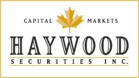 Haywood Securities Home Run Sponsor