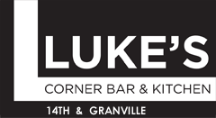 Luke's Corner Bar & Kitchen Home Run Sponsor