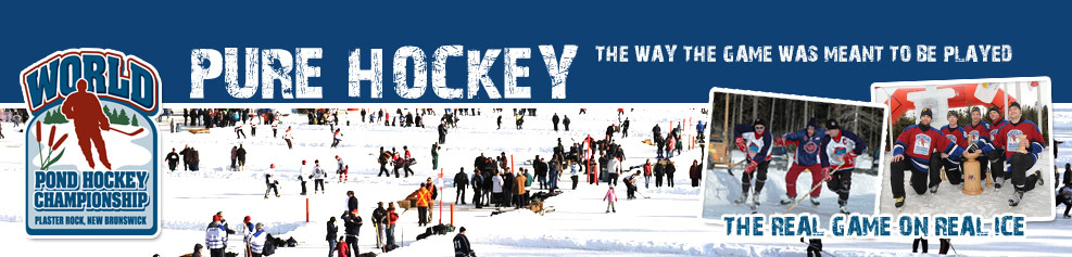 World Pond Hockey Championships
