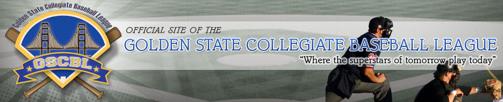 Golden State Collegiate Baseball League