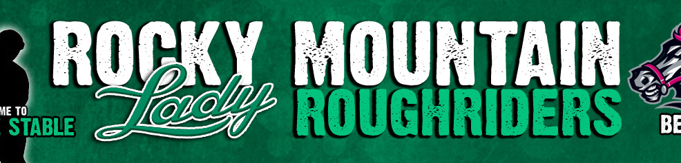 Rocky Mountain Lady RoughRiders