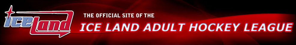 Ice Land Adult Hockey League