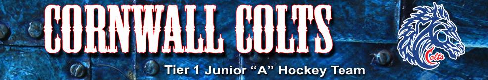 CJHL Cornwall Colts