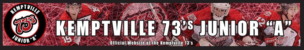 CJHL: Kemptville 73s Jr. A